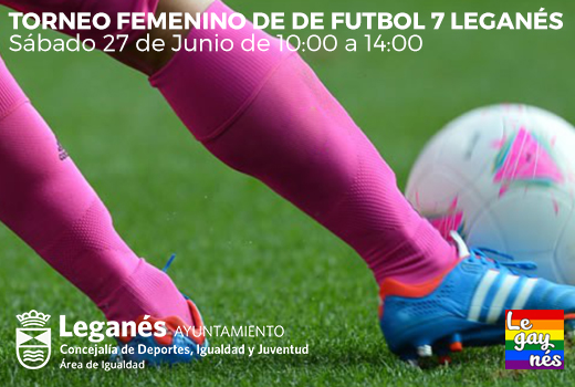 Women's Soccer Tournamet 7 @ Leganés