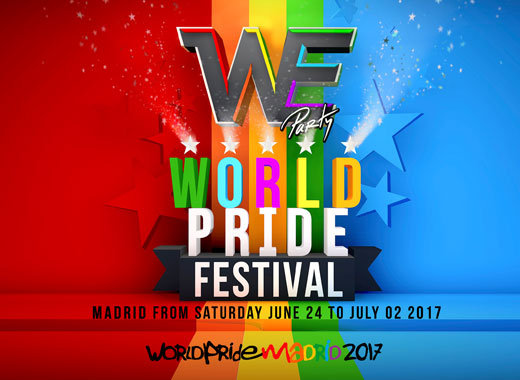 We World Pride Festival