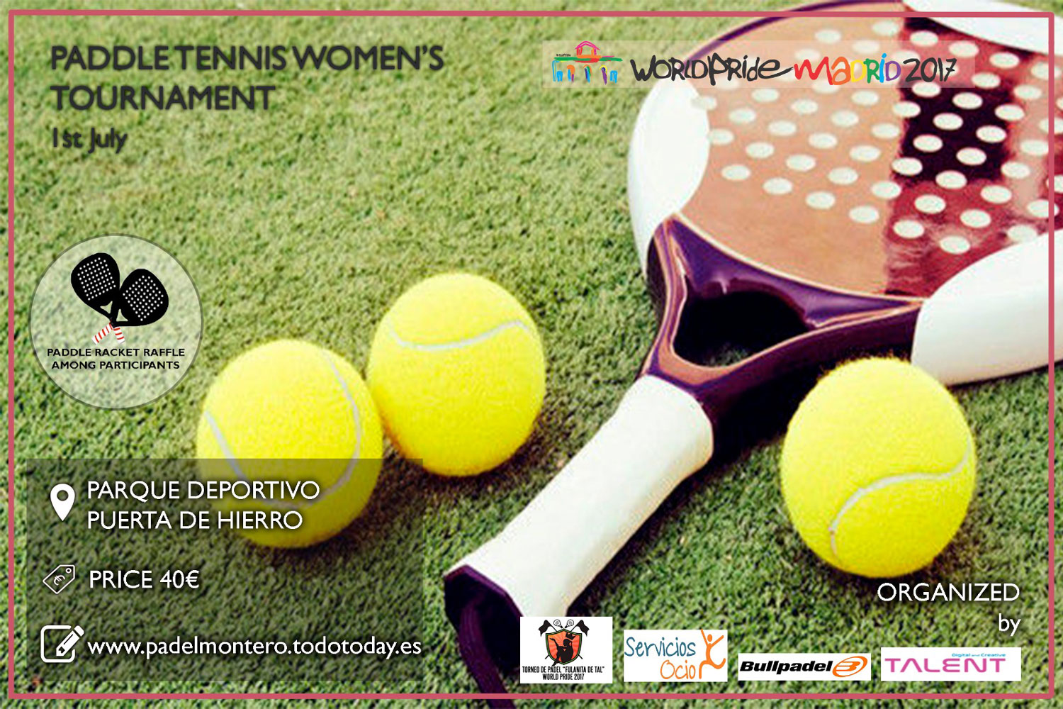 Paddel Tournament